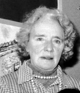 Mrs Frances Mason