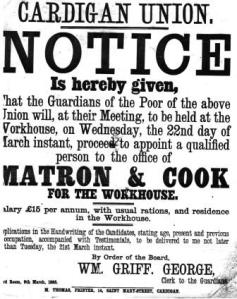 Wanted: Masterchef for the Workhouse