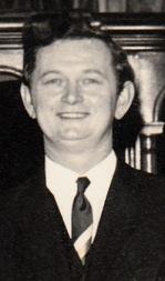 G. Berwyn Williams 1927–90
