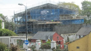 Castle Green - and they're still building!