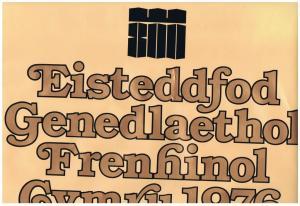 1976 National Eisteddfod