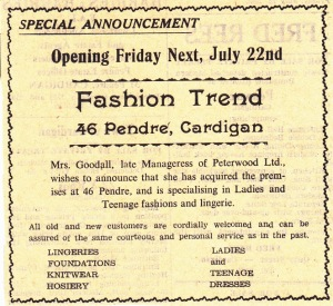 Fashion Trend to open