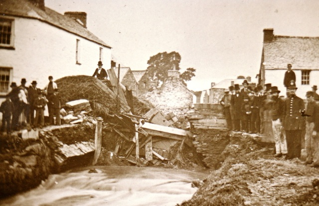 Mwldan Floods 1875