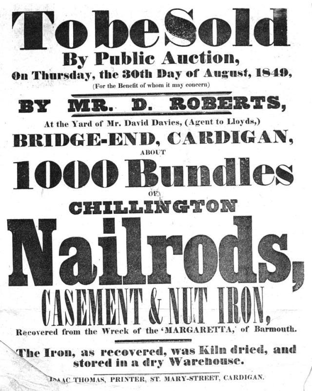 Nailrods Sale