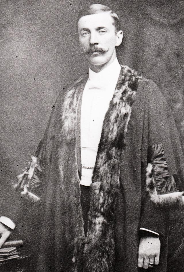 Charles Evans Davis Morgan-Richardson