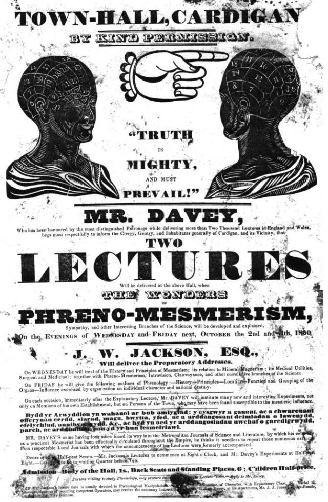 Phreno-mesmerism
