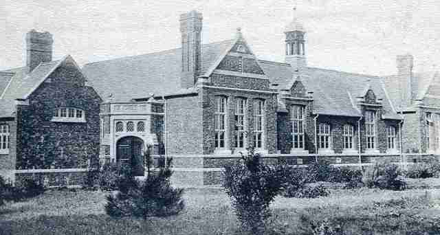 The County School