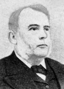 Revd T. J. Morris, 1846–1908